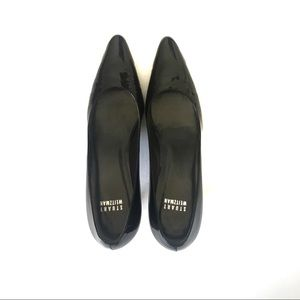 Stuart Weitzman Patent Leather Heels Size 7.5 N